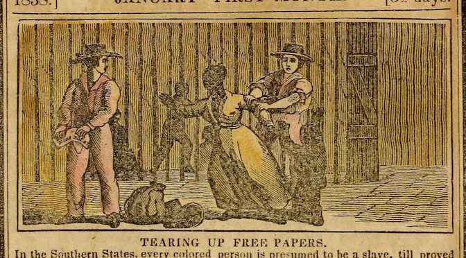 Genesis 12–17: Abram's 'slaves' aren't like American slavery