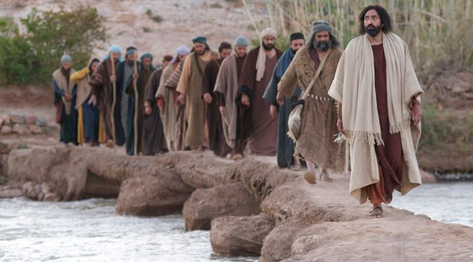 Deuteronomy 16:18–21:9: Shadows of 'the Prophet' and death of the Messiah