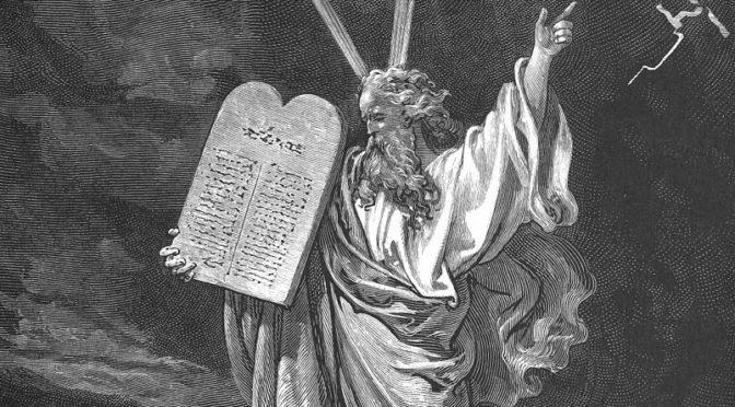 Exodus: From dwelling in bondage to dwelling with God