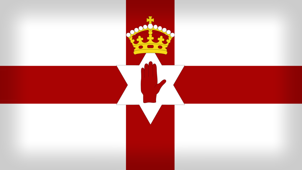 Ulster red hand